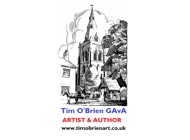 Tim O'Brien Artist & Author